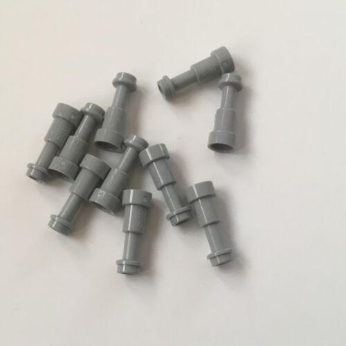 10 Lego Fernrohr Teleskop neu-hellgrau NEU 64644 Figuren Zubehör