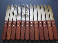 12 Jumbo Steak Knives Restaurant Quality 10 Free Shipping Usa Only