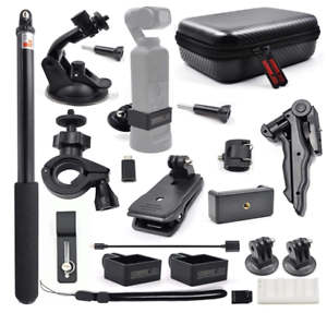 STARTRC OSMO Pocket Expansion Accessories Kit, Handheld Action Camera Mounts ...