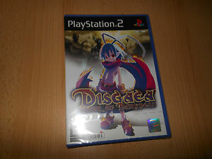 Disgaea-heure-of-Darkness-SONY-PS2-PLAYSTATION-2-NEUF-PAL-scelle