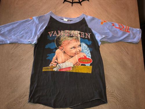 TRUE vintage Van Halen concert t-shirt Medium