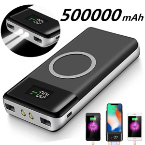 Qi-Wireless-500000mAh-Power-Bank-Smart-External-Battery-Charger-for-Mobile-Phone