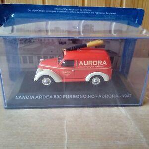Veicoli Commerciali d/'Epoca n 33 Lancia Ardea 800 Aurora 1947 1:43 Die-Cast