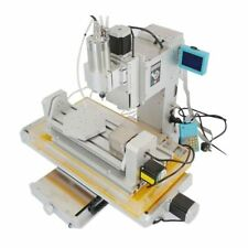 Us 110v 5 Axis Wood Carving Ball Screw Cnc Router 3040 22kw Milling Machine