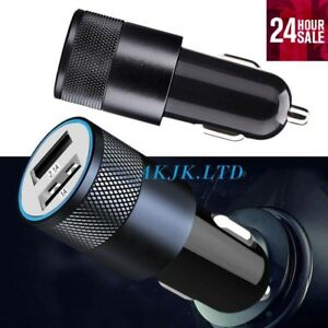 3-1A-Dual-USB-Car-Charger-Alloy-2-Port-Universal-Charging-For-Samsung-iPhone-HTC