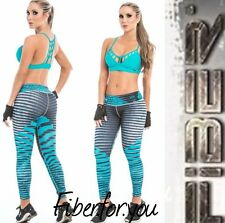 FIBER! New Colection 2016 Sportswear Athletic Spandex Colombian Leggings Gym