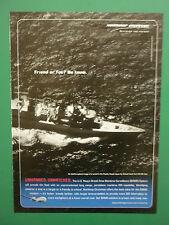 5/2007 PUB NORTHROP GRUMMAN BAMS US NAVY DRONE UAV MARINE ISR SURVEILLANCE AD