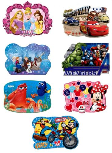 Disney Platzdeckchen Tischset Eiskönigin Minnie Maus Cars Avengers Nemo Princess