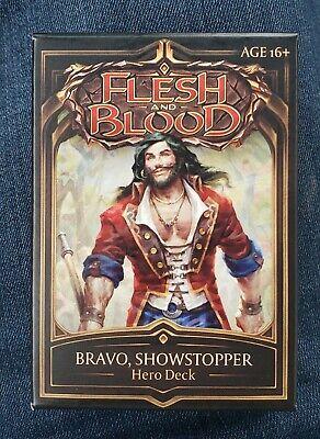 Sealed Flesh And Blood starter deck complete set