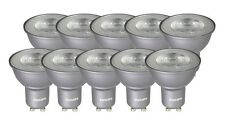 10 x Philips MASTER LEDspotMV Value D 4.3-50W GU10 40D 2700K dimmbar wie 50W A++