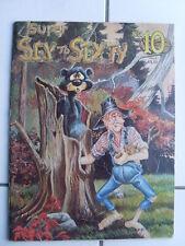 magazine SUPER SEX TO SEXTY n° 10 ( en anglais) 1970