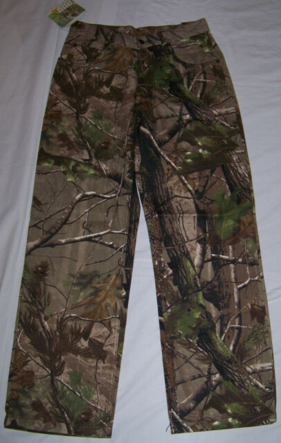 bc73b6fa67311 NEW Youth Ranger Realtree APG HD Denim Camo Pants Sz 16 Jeans Hunting  Camouflage