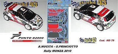 Rally ORLEN   2007 GUZEK Fiat Punto S2000