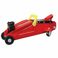 Deals on Pep Boys Big Red 2 Ton Trolley Jack T82002