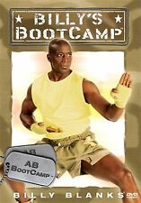 Billy Blanks AB Bootcamp Fitness Workout BRAND NEW AND SEALED UK REGION 2 DVD