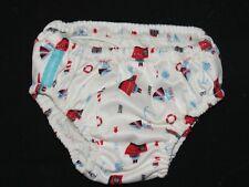 EUC Set of 2 Charlie Banana Girls Training Pants Swim Diapers XL 28-55lbs Pink