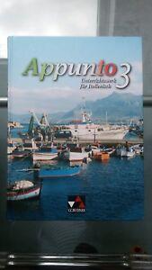 Appunto. Unterrichtswerk für Italienisch als 3. Fremdsprache / Appunto 3 von M.… - Deutschland - Appunto. Unterrichtswerk für Italienisch als 3. Fremdsprache / Appunto 3 von M.… - Deutschland