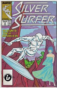 SILVER-SURFER-LOT-6-Capt-MarvelFantasy-Masterpieces-Marvel-1980-90-VF-Warlock