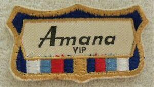 Vintage Amana VIP, Refrigeration-Appliances PATCH