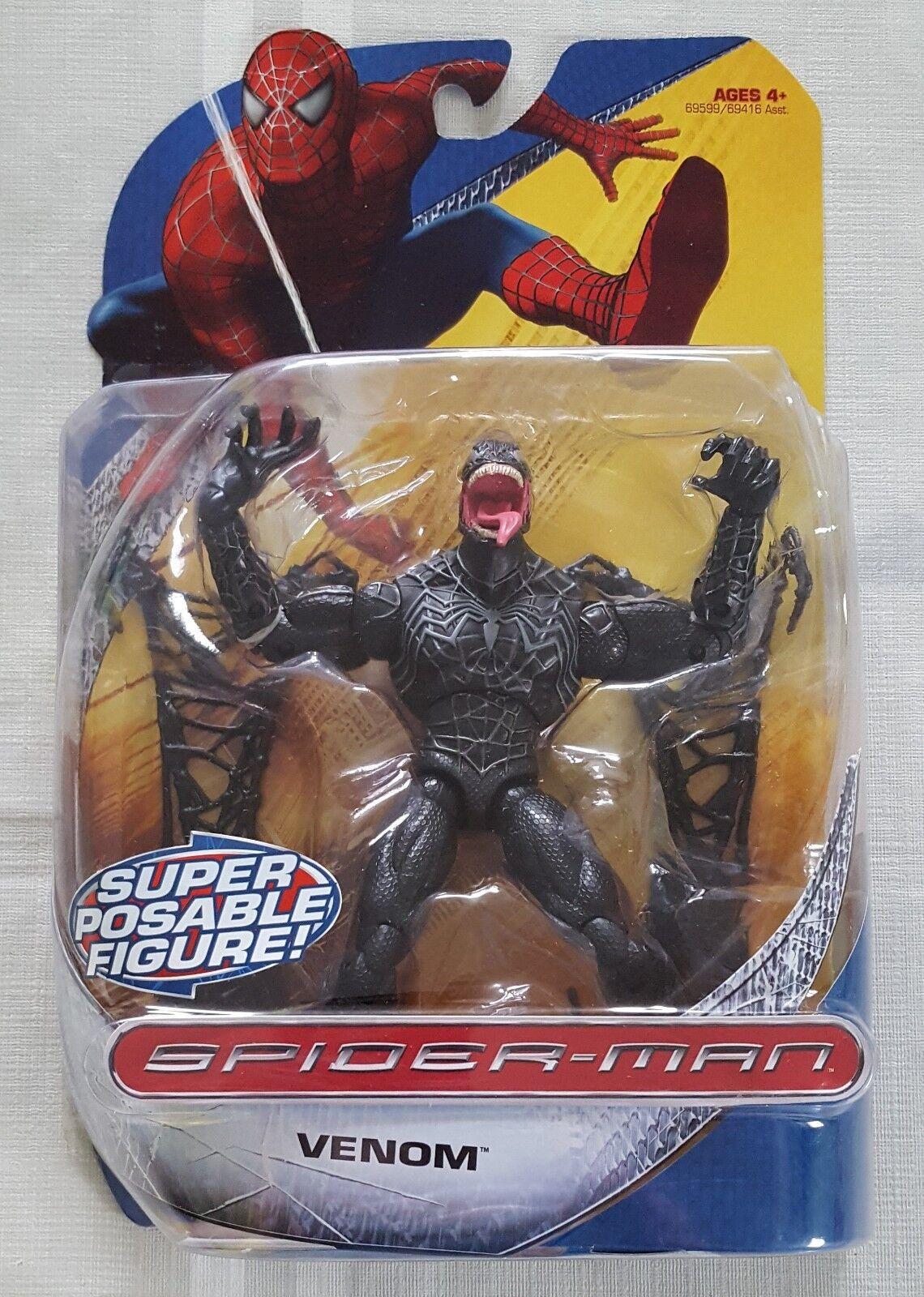 Marvel - legenden spiderman - klassiker - trilogie gift action - figur - hasbro 2007