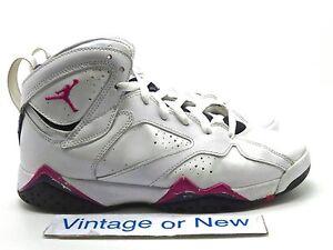 834dc002448f Image is loading Girls-Nike-Air-Jordan-VII-7-Fireberry-Retro-