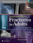 Rockwood and Green's Fractures in Adults by William M. Ricci, Charles M. Court-Brown, James D. Heckman, Paul Tornetta, Margaret M. McQueen, Michael McKee (Hardback, 2014)