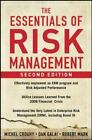The Essentials of Risk Management by Michel Crouhy, Dan Galai and Robert Mark (2014, Hardcover / Hardcover)