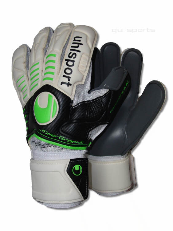 UHLSPORT TOP TOP TOP Torwarthandschuhe Ergonomic Super Graphit Gr.8 od. 11 a307d6