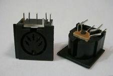 7x PCB Panel Mount MIDI Female DIN5 DIN 5-Pin Jack,D501