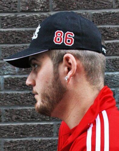 Picaldi Cap Athletic schwarz black NEU !!NUR 9,99€! Günstig Snapback new 86