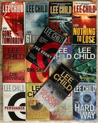 Latest jack reacher book 2018