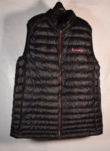Cotopaxi Fuego Down Vest Mens Black XXL Jacket