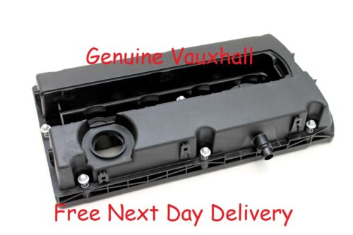 VAUXHALL MERIVA CAM COVER /& GASKET Z16XEP 1.6 TWINPORT 55556284
