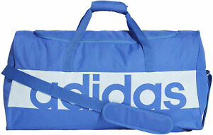 Details about adidas Linear Performance Large Teambag Royal