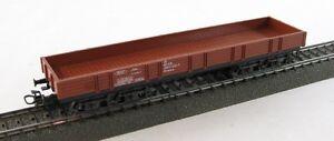 BANDTILEMärklin / Primex 4537 H0 4 achsiger Güterwagen Niederbordwagen DB X00001-00653