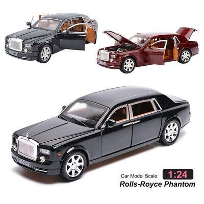 1:24 Alloy Simulation Rolls-Royce Phantom Diecast Car ...