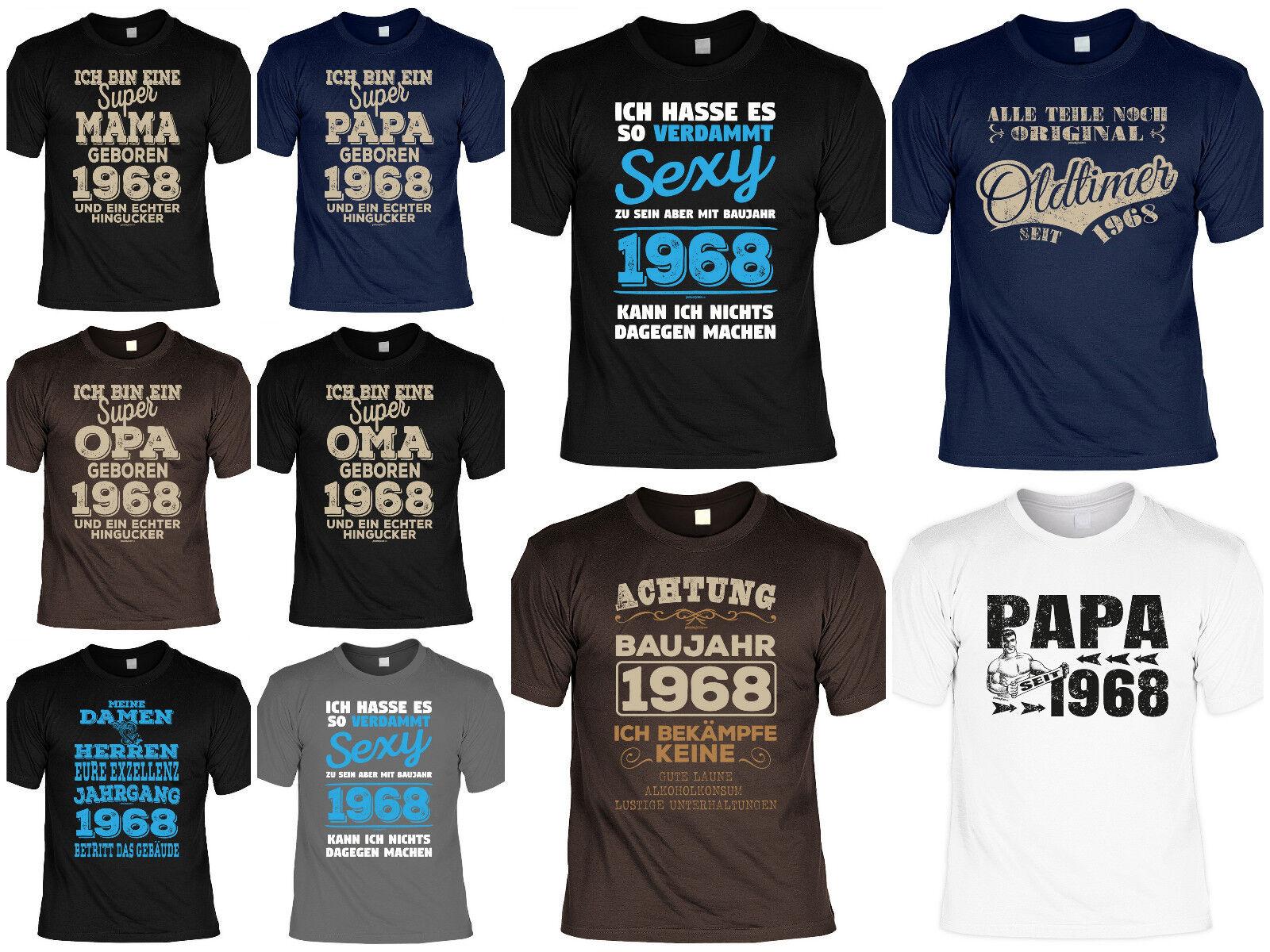 T Shirt 50 Geburtstag 50 Jahre Jahre 50 Coole Sprüche Motive