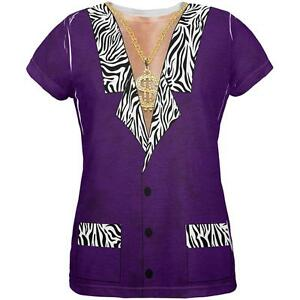 Pimp Shirt All 70's Halloween T Womens Costume Over Sq5aZwp7