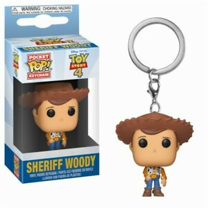 Funko-Pop-Llavero-Sheriff-Woody-Toy-Story-4-Producto-Oficial