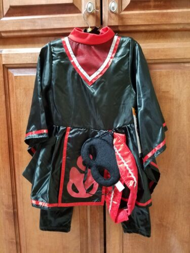 Kitty Ninja Halloween Costume Kids/' Youth Girl/'s Small Age 4-6