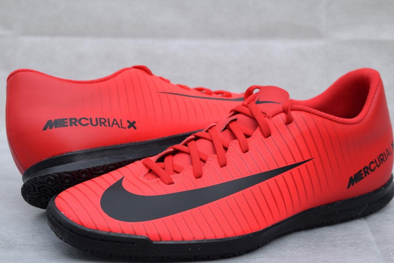 Seasonal price cuts, discount benefits NWOB Nike Mens Mercurialx Vortex III IC Indoor Soccer Shoes 831970 Price reduction