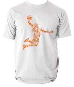 992c5a8eadf860 Image is loading Juko-Jordan-Basketball-Player-T-Shirt-Basketball-Michael-