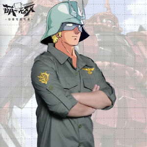 Anime-Gundam-Unicorn-Zeon-Uniform-Shirt-Cosplay-Long-Sleeve-Tops-Harajuku-222