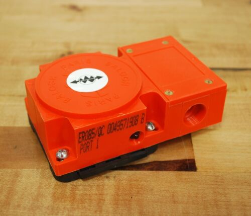 USED Balogh Turck ER085//QC RF ID Transceiver