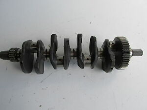 HONDA-CB600F-CB600-F-HORNET-599-2006-ENGINE-CRANK-SHAFT-CRANKSHAFT