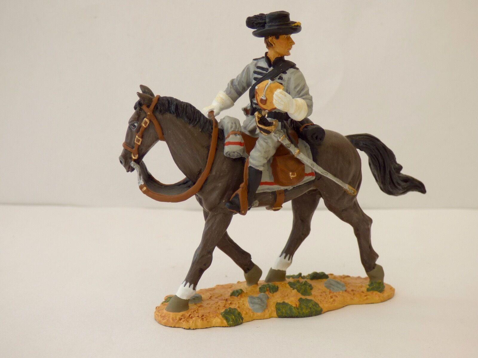 BRITAINS 17403. ACW CONFEDERATE CAVALRY PRIVATE