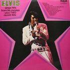 ELVIS PRSLEY Sings Hits From His Movies LP