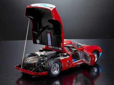 BoS-Models Ferrari 250 LM No.21-24h Le Mans #87621 1965-1:87