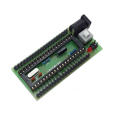 8051 development board mini system for 8051 microcontrollers DIP40 Packing 2kjh