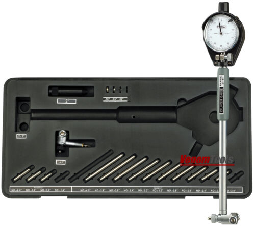 """Dial Bore Gage 1.4/"""" to 6/"""" Fowler 72-646-400       Cyl"""